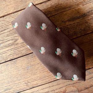 Vintage Turkey Tie